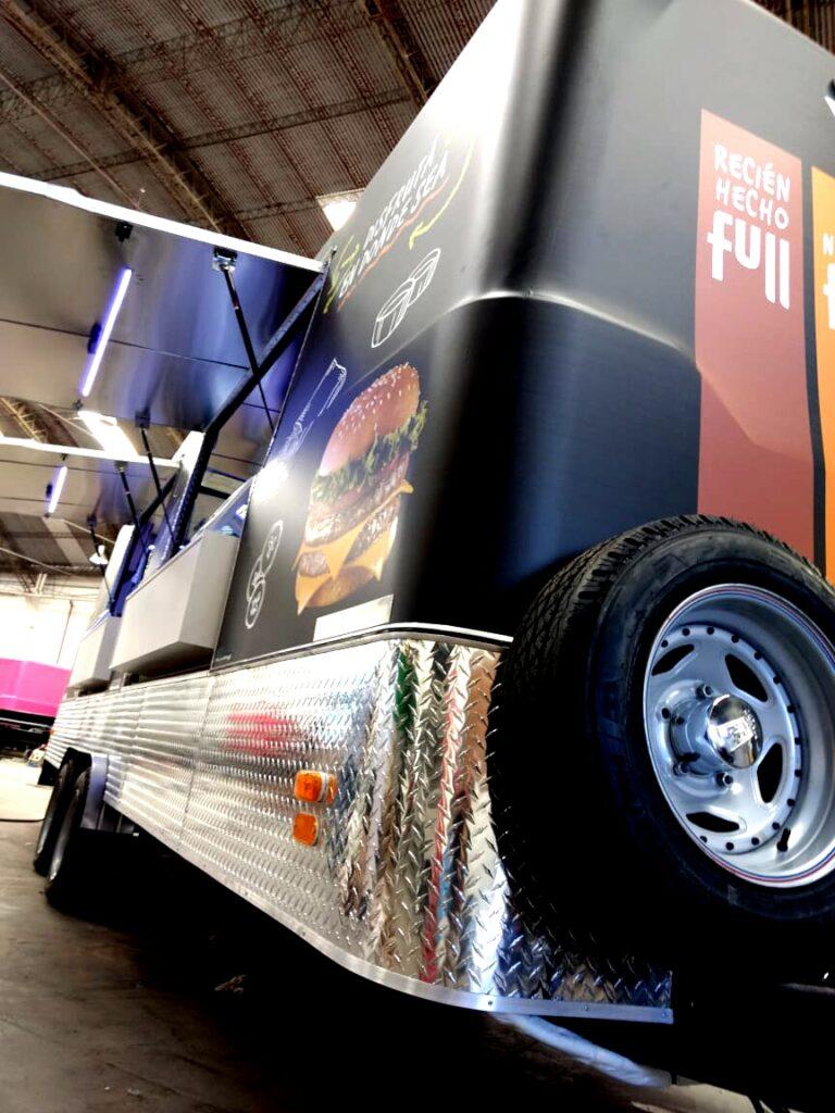 DM Trailers - Fabrica de food truck y casas rodantes